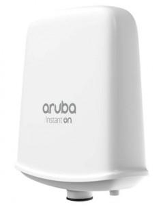 Aruba, a Hewlett Packard Enterprise company Instant On AP17 Outdoor 867 Mbit/s White Power over Ethernet (PoE) Hp R2X11A - 1
