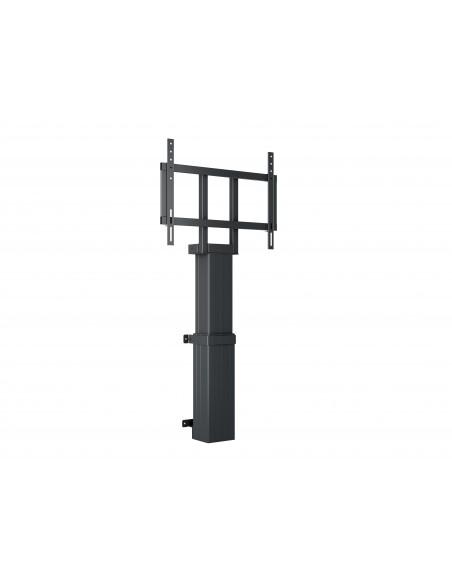 Multibrackets M Motorized Public Floormount 160kg Black SD Multibrackets 7350073734603 - 1