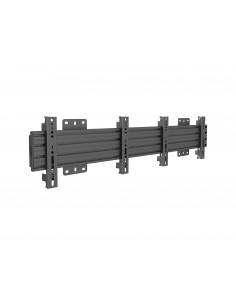 Multibrackets M Wallmount Pro MBW2U Fixed 200 Black Multibrackets 7350073737000 - 1