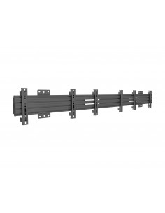 Multibrackets M Wallmount Pro MBW3U Fixed 200 Black Multibrackets 7350073737017 - 1