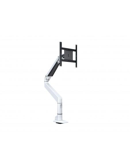 """Multibrackets 7116 monitorin kiinnike ja jalusta 96.5 cm (38"""") Puristin Valkoinen Multibrackets 7350073737116 - 1"""