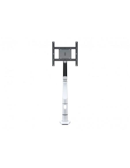 """Multibrackets 7116 monitorin kiinnike ja jalusta 96.5 cm (38"""") Puristin Valkoinen Multibrackets 7350073737116 - 2"""