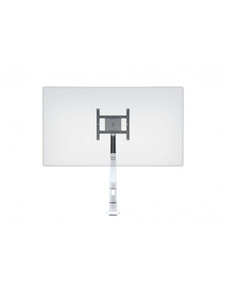 """Multibrackets 7116 monitorin kiinnike ja jalusta 96.5 cm (38"""") Puristin Valkoinen Multibrackets 7350073737116 - 10"""