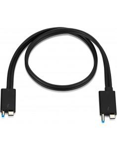HP 3XB95AA Thunderbolt cable 0.7 m Black Hp 3XB95AA - 1