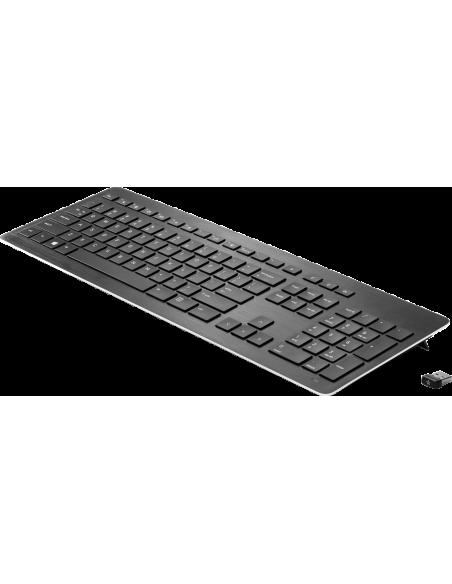 HP Z9N41AA näppäimistö Langaton RF Musta Hp Z9N41AA#ABX - 2