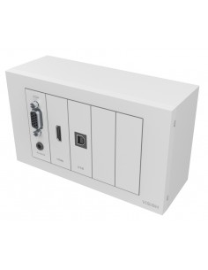 Vision TC3-PK3MCABLES socket-outlet White Vision TC3-PK3MCABLES - 1
