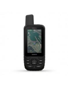 "Garmin GPSMAP 66s navigator Handheld 7.62 cm (3"") TFT 230 g Black Garmin 010-01918-02 - 1"