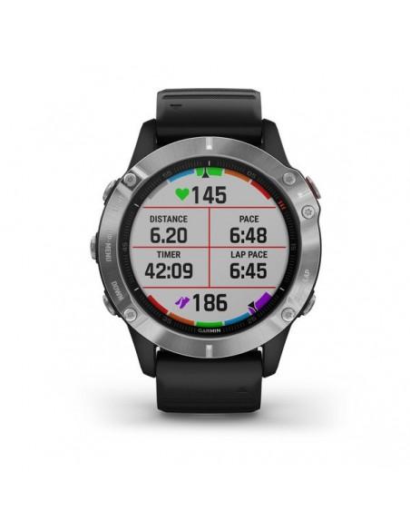 """Garmin fēnix 6 3.3 cm (1.3"""") Musta, Metallinen GPS (satelliitti) Garmin 010-02158-00 - 6"""