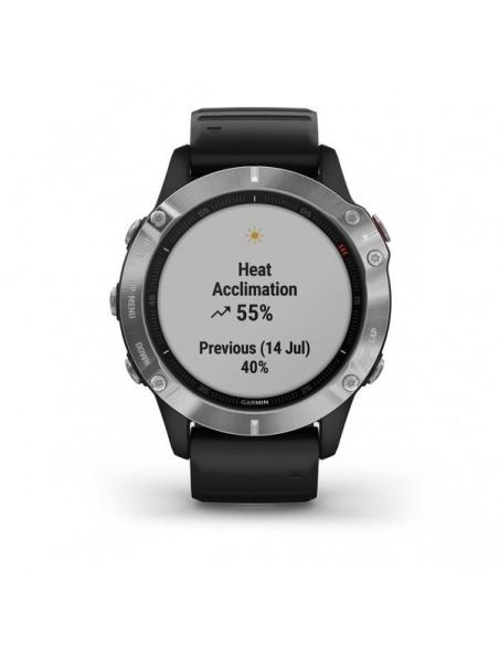 """Garmin fēnix 6 3.3 cm (1.3"""") Musta, Metallinen GPS (satelliitti) Garmin 010-02158-00 - 7"""