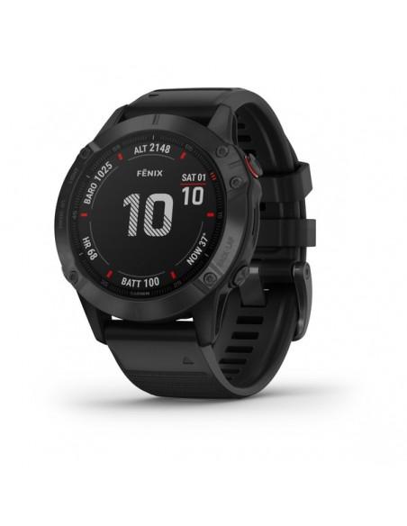 "Garmin fēnix 6 Pro 3.3 cm (1.3"") Black GPS (satellite) Garmin 010-02158-02 - 1"