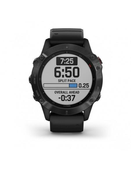 "Garmin fēnix 6 Pro 3.3 cm (1.3"") Black GPS (satellite) Garmin 010-02158-02 - 2"