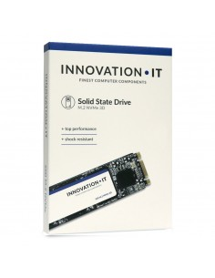 Innovation IT 00-1024111 SSD-massamuisti M.2 1000 GB PCI Express 3D TLC NVMe Innovation It 00-1024111 - 1