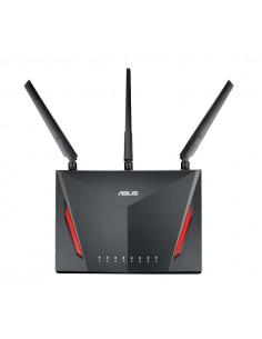 ASUS RT-AC86U langaton reititin Gigabitti Ethernet Kaksitaajuus (2,4 GHz/5 GHz) Musta Asus 90IG0401-BU9000 - 1