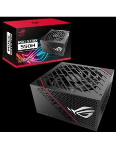 ASUS ROG-STRIX-550G strömförsörjningsenheter 550 W 20+4 pin ATX Svart Asus 90YE00A2-B0NA00 - 1