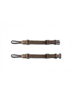 OP/TECH USA 1301372 strap Leather, Nylon Black Op Tech OP/TECH1301372 - 1