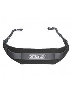 OP/TECH USA Pro strap Digital camera Leather, Neoprene, Nylon Black Op Tech OP/TECH1501012 - 1