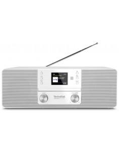 TechniSat 370 CD BT Personal Analog & digital White Technisat 0001/3948 - 1
