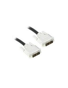 C2G 5m DVI-I M/M Video Cable DVI-kaapeli Musta C2g 81202 - 1