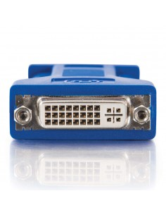 C2G DVI-A / HD15 VGA Adapter M Sininen C2g 81221 - 1