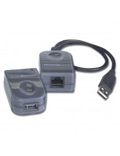C2G Superbooster USB Extender USB-kaapeli Musta C2g 81620 - 1