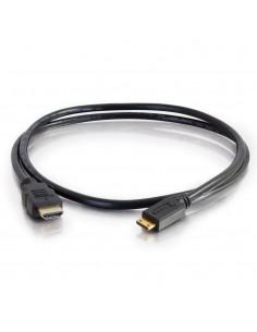 C2G 81999 HDMI-kaapeli 1.5 m HDMI-tyyppi A (vakio) HDMI Type C (Mini) Musta C2g 81999 - 1