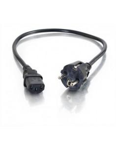 C2G 0.5m Universal Power Cord Black C2g 88541 - 1