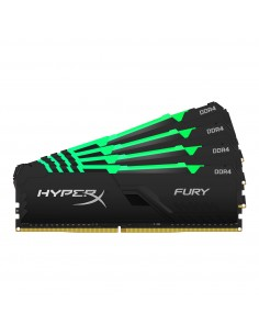 HyperX FURY HX426C16FB3AK4/128 muistimoduuli 128 GB 4 x 32 DDR4 2666 MHz Kingston HX426C16FB3AK4/128 - 1