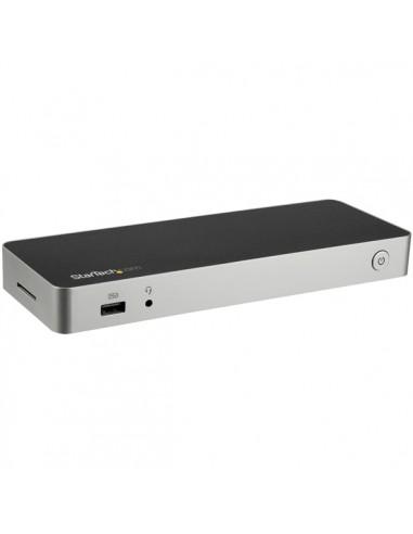 StarTech.com DK30CHDPPDUE kannettavien tietokoneiden telakka ja porttitoistin Langallinen USB 3.2 Gen 1 (3.1 1) Type-C Musta Sta
