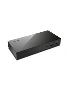 Kensington K38249EU keskitin USB 3.2 Gen 1 (3.1 1) Type-C 10000 Mbit/s Musta Kensington K38249EU - 1