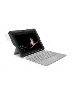 Kensington BlackBelt™ Rugged Case with Integrated Smart Card Reader for Surface™ Go Kensington K97320WW - 1