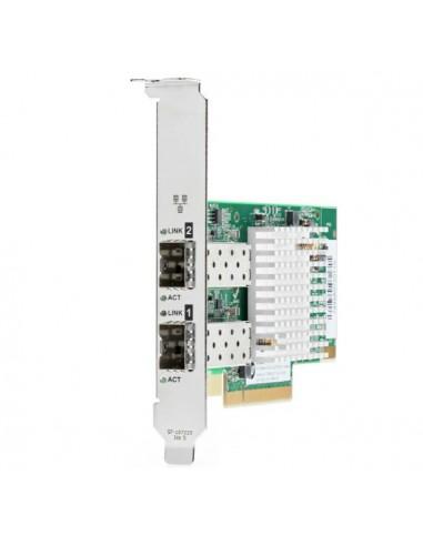 Hewlett Packard Enterprise 727055-B21 nätverkskort Intern Ethernet / Fiber 10000 Mbit/s Hp 727055-B21 - 1