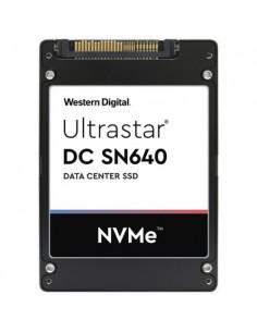 "Western Digital Ultrastar DC SN640 2.5"" 6400 GB PCI Express 3.1 3D TLC NVMe Western Digital 0TS1955 - 1"
