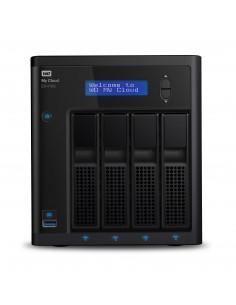 Western Digital My Cloud EX4100 NAS Työpöytä Ethernet LAN Musta Armada 388 Western Digital WDBWZE0240KBK-EESN - 1