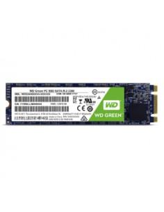 Western Digital WD Green M.2 480 GB Serial ATA III SLC Western Digital WDS480G2G0B - 1