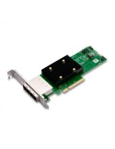 Broadcom HBA 9500-16e interface cards/adapter SAS Broadcom 05-50075-00 - 1