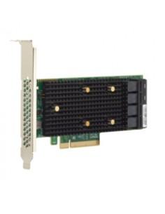 Broadcom HBA 9500-16i interface cards/adapter SAS Broadcom 05-50077-02 - 1