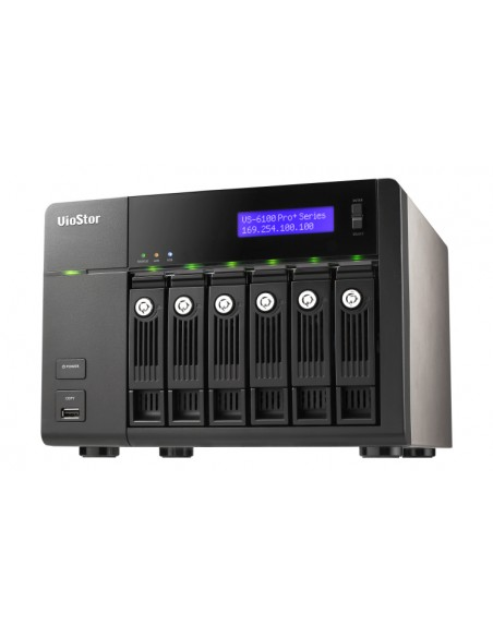 QNAP VS-6112 Pro+ Tower Ethernet LAN Musta Qnap VS-6112-PRO+-EU - 3