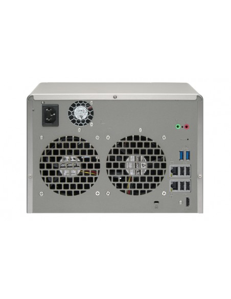 QNAP VS-6112 Pro+ Tower Ethernet LAN Musta Qnap VS-6112-PRO+-EU - 7