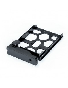 "Synology Disk Tray (Type D3) 2.5/3.5"" Bezel panel Black Synology DISK TRAY (TYPE D3) - 1"