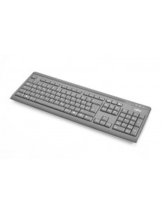 Fujitsu KB410 näppäimistö USB QWERTY Venäjä Musta Fujitsu Technology Solutions S26381-K511-L419 - 1