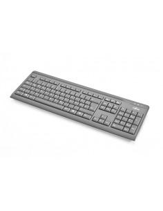Fujitsu KB410 tangentbord USB QWERTY Finsk, Svensk Svart Fujitsu Technology Solutions S26381-K511-L455 - 1