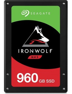 "Seagate IronWolf 110 2.5"" 960 GB Serial ATA III 3D TLC Seagate ZA960NM10011 - 1"
