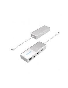 Sapphire 44005-05-20G notebook dock/port replicator Wired USB 3.2 Gen 1 (3.1 1) Type-C White Sapphire Technology 44005-05-20G -