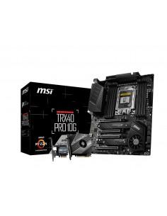 MSI TRX40 PRO 10G moderkort AMD Socket sTRX4 ATX Msi TRX40 PRO 10G - 1