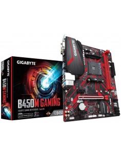 Gigabyte B450M GAMING emolevy AMD B450 Kanta AM4 mikro ATX Gigabyte B450M GAMING - 1