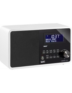 Imperial DABMAN 100 Portable Digital White Imperial 22-222-00 - 1