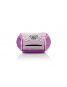Lenco SCD 24 MP3 PINK Digital Lenco SCD24MP3P - 1
