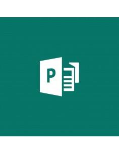 Microsoft Publisher Microsoft 164-03727 - 1