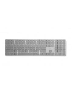 Microsoft 3YJ-00009 mobile device keyboard Grey Bluetooth Microsoft 3YJ-00009 - 1