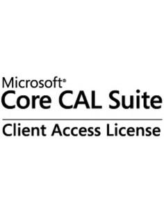 Microsoft Core CAL Suite, 1 CAL, L/SA, OLP, EN Engelska Microsoft W06-00415 - 1